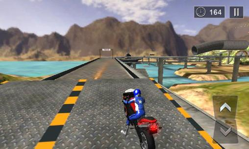 Extreme bike stunts 3D auf Deutsch