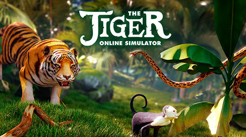 The tiger: Online simulator captura de pantalla 1