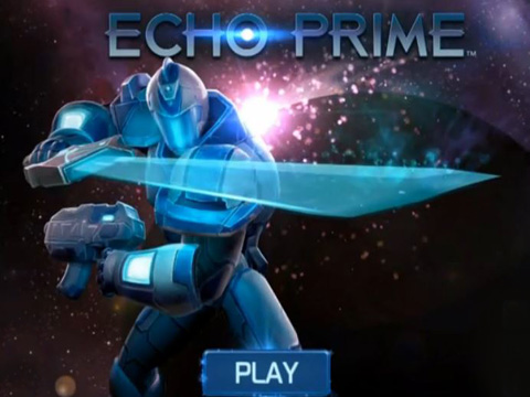 Screenshot Echo Prime auf dem iPhone