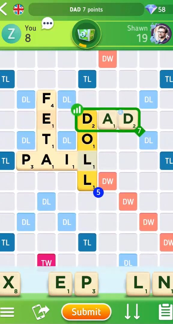 Scrabble® GO - New Word Game für Android