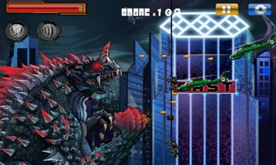 Monsters Rampage capture d'écran 1