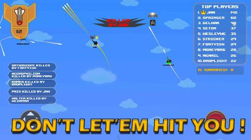 Planes.io: Free your wings! für Android