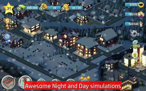 City island 4: Sim town tycoon для Android
