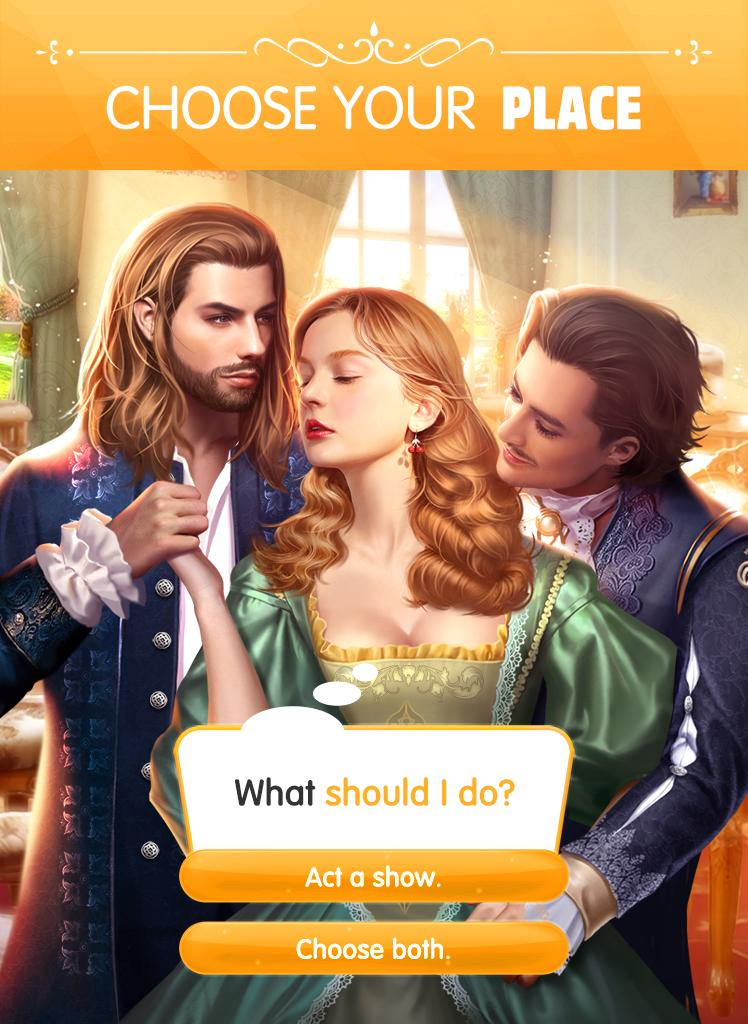 Stories: Love and Choices для Android