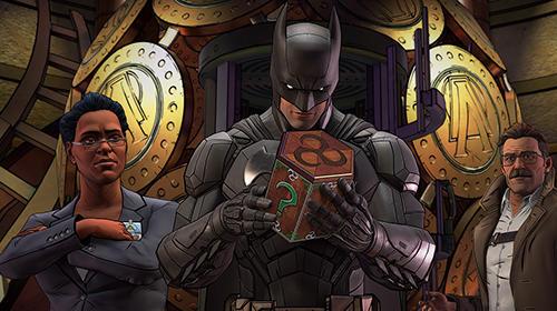 Batman: Der Feind im Innern für iPhone