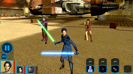 Star Wars: Knights of the Old republic v1.0.6 capture d'écran 1