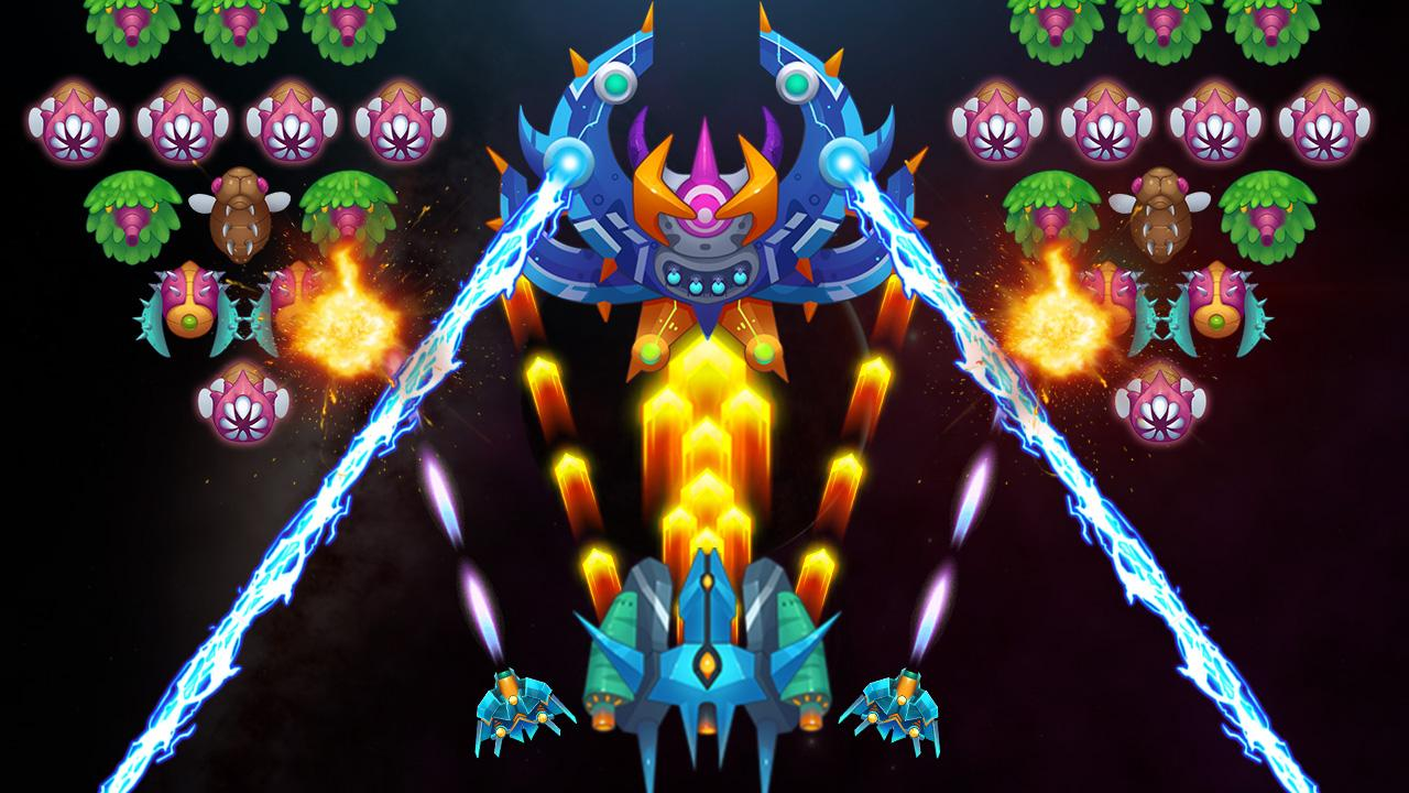Galaxy Invader: Infinite Shooting 2020 for Android