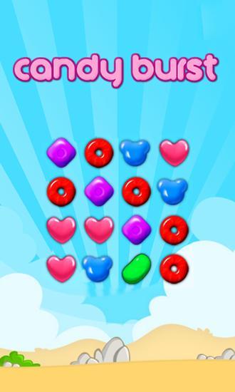 Candy burst captura de pantalla 1