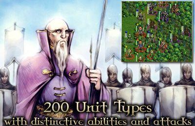 Multiplayer: Lade Schlacht von Wesnoth: DIe dunklen Horden auf dein Handy herunter