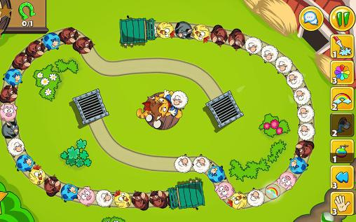 Arcade Bubble zoo rescue 2 für das Smartphone