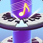 Piano loop Symbol