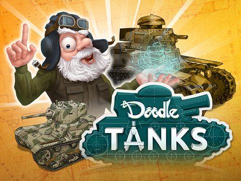logo Doodle Panzer