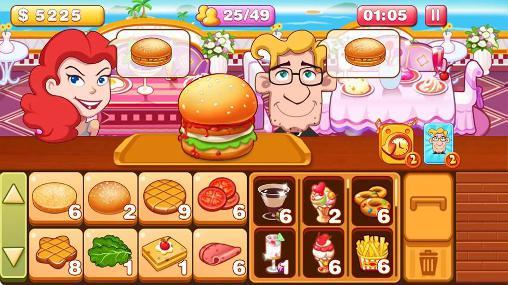 Burger tycoon 2 für Android
