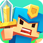 Merge warriors: Idle legion game icono