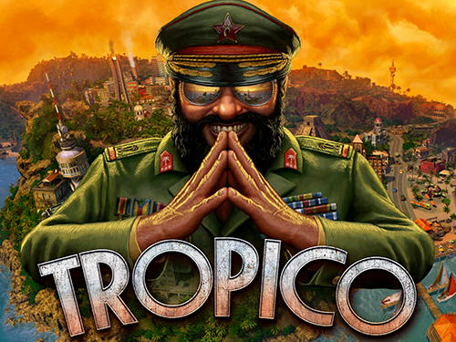 логотип Тропико