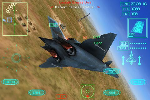 Ace combat Xi: Skies of incursion in Russian