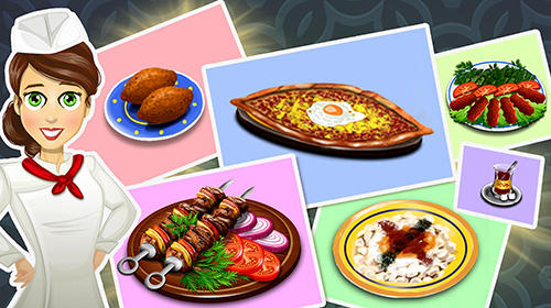 Kebab world: Cooking game chef screenshot 2