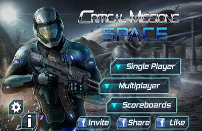 logo Critical Missions: SPACE