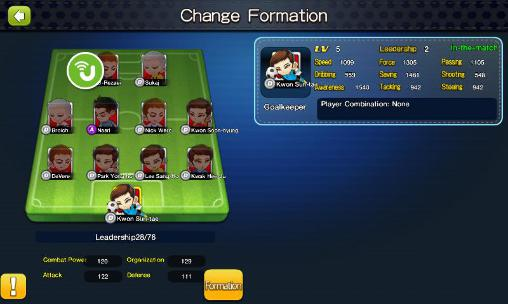 Football planet pour Android