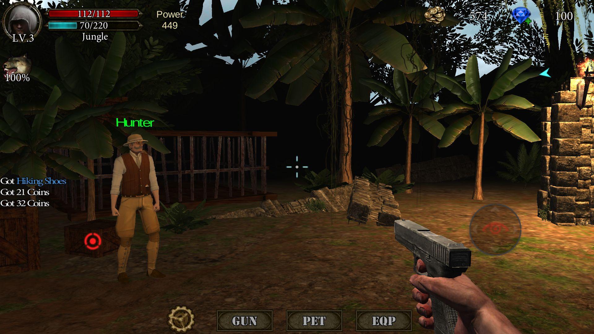 Tomb Hunter captura de pantalla 1
