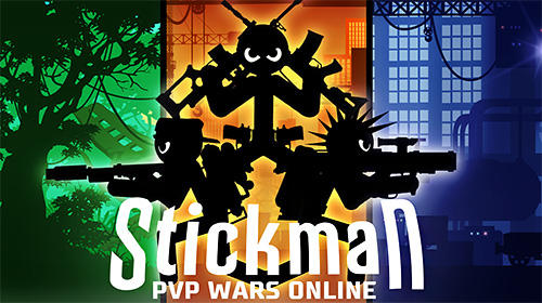Stickman PvP wars online screenshot 1