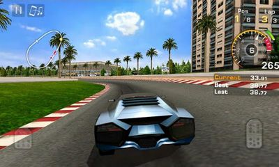 GT Racing Motor Academy HD para Android