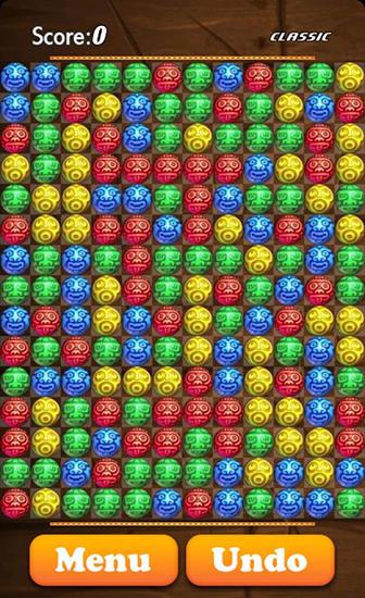 Аркады игры: скачать Mazu: Puzzle bubble HDна телефон