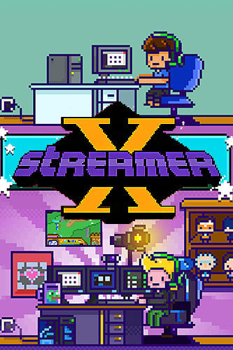 xStreamer: Livestream simulator clicker game Screenshot