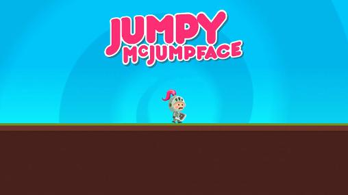 Jumpy McJumpface Symbol