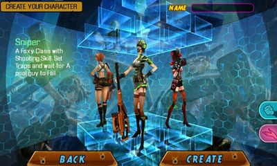 Bounty Hunter: Black Dawn para Android