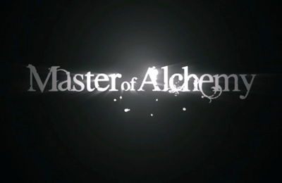 logo Meister der Alchemie