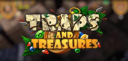 Traps and treasures icon