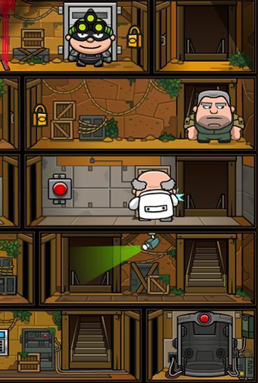 Arcade-Spiele Bob the robber 3 für das Smartphone