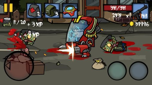 Zombie age 2 for Android
