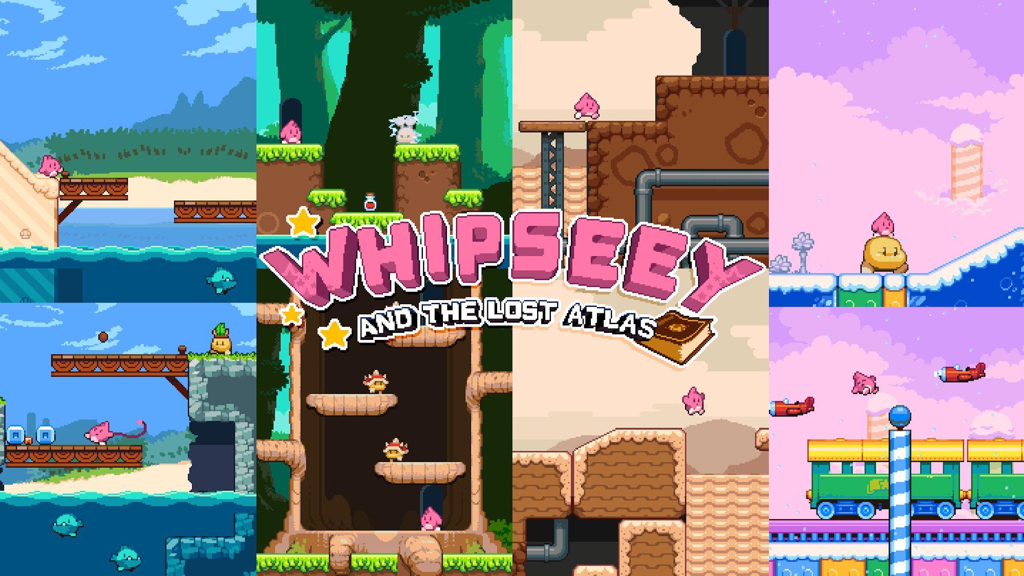 Whipseey capture d'écran 1