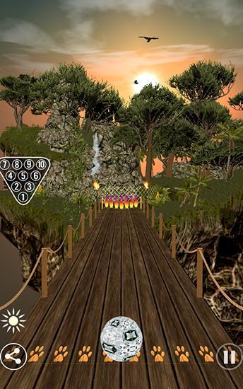 Bowling paradise 2 pro скриншот 1