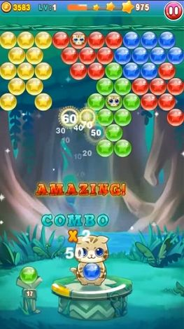 Bubble cat rescue 2 for Android