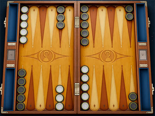 Backgammon legends für Android