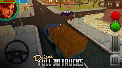 USA driving simulator für Android