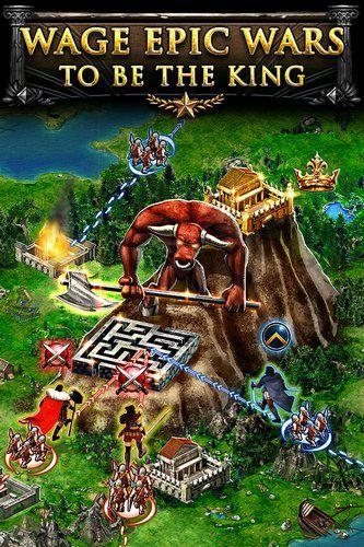 Game of war: Fire age screenshot 2
