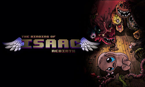 The binding of Isaac: Rebirth icon