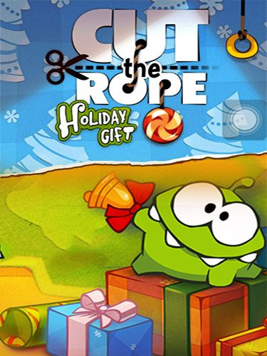 Cut the rope: Holiday gift Symbol