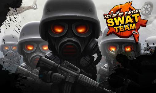 Action of mayday: SWAT team icon