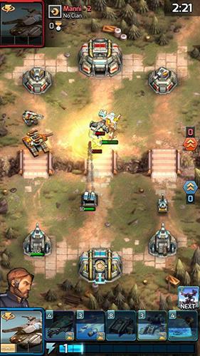 Warzone: Clash of generals Screenshot