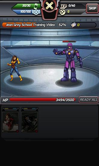 X-Men: Battle of the Atom capture d'écran 1