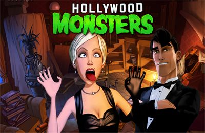 logo Hollywood Monsters