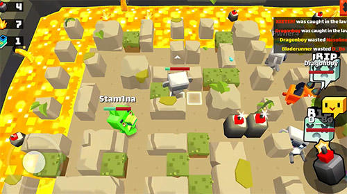 Battle bombers arena für Android
