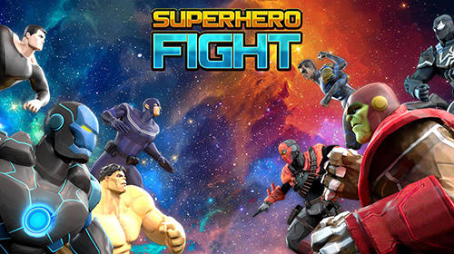 Superhero fighting games 3D: War of infinity gods Screenshot
