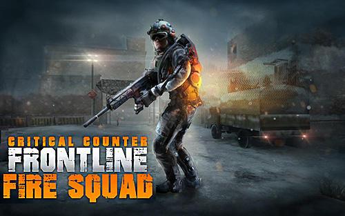 Frontline critical world war counter fire squad screenshot 1