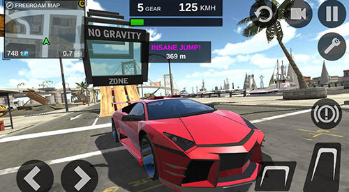 Real driving para Android